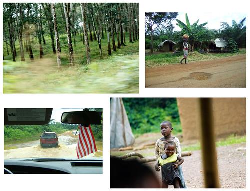 road to monrovia