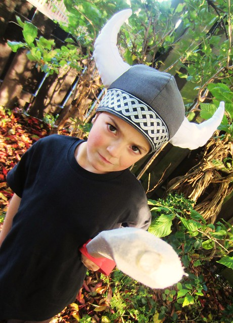 viking hat pic five