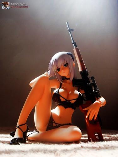 -Elegant Sniper- by Zenalucard