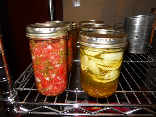 Salsa and Pickles