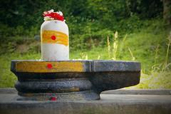 Shiva Linga!!! (Natesh Ramasamy) Tags: wallpaper india flower color colour beautiful statue digital canon religious photography shrine colorful asia god nirvana indian south religion bangalore guard culture lord divine holy devotion colourful om dslr spiritual shiva shivam devotee karnataka devotional hindu hinduism siva lingam yatra swami guardian sivan southindia shanthi shri sivam southasia skanda kovil sakthi siddha shakthi keshava sidha swamy annamalai 550d renounce girivalam anekal koyil annamalaiyar shaivite sithar swamigal photographyindia namachivaya dyanalinga canon550d canont2i canonkissx4 kalacharam indiaimpressions dyanalingam