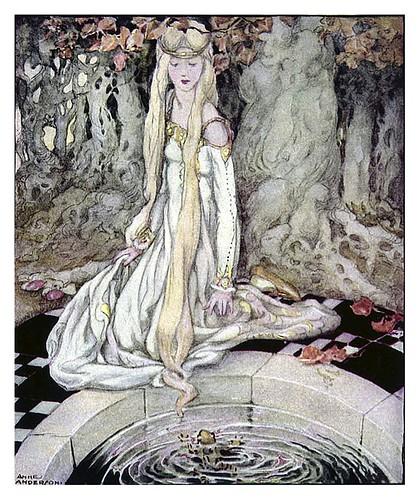 009-Old Fairy Tales-El principe encantado-Anne Anderson