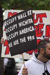 #OccupyWichita Sign