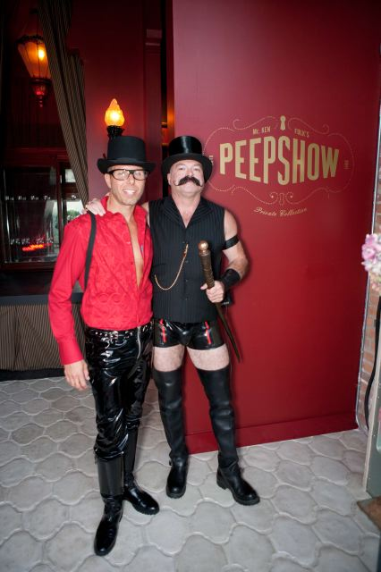 Ken Fulk's Peep Show Revealed, Ken Fulk recently opened his new retail shop, Peep Show, with the usual pomp and circumstance we all have come to expect of him.