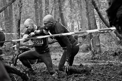 With a little help from my friend (Mauritzson Foto) Tags: bw sweden stockholm run help sverige runner lera krr tjurruset lpare kmpa fotosondag fotosndag sakerhet tjurruset2011 fs111009