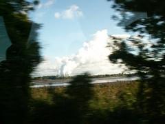 Aus dem Bus (Jens Pittasch) Tags: bus d brandenburg cottbus 1125 fahrt dokumentation frankfurtoder sekunden weltsicht berland pittasch fahrtbilder ausdembuseinedokumentationin122x1125sekunden gastspielfahrt