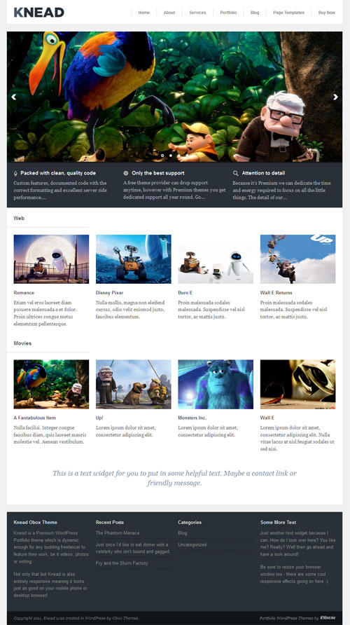 knead-wordpress-theme