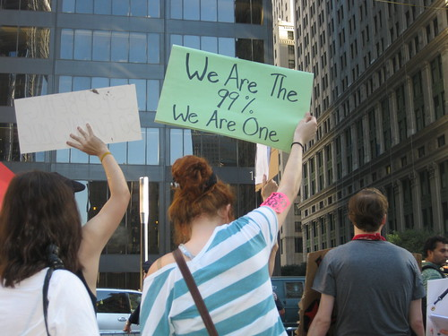 Sign: We Are The 99%