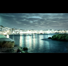 Mykonos Island (Chariots_of_Artists) Tags: sea holiday island greece mykonos
