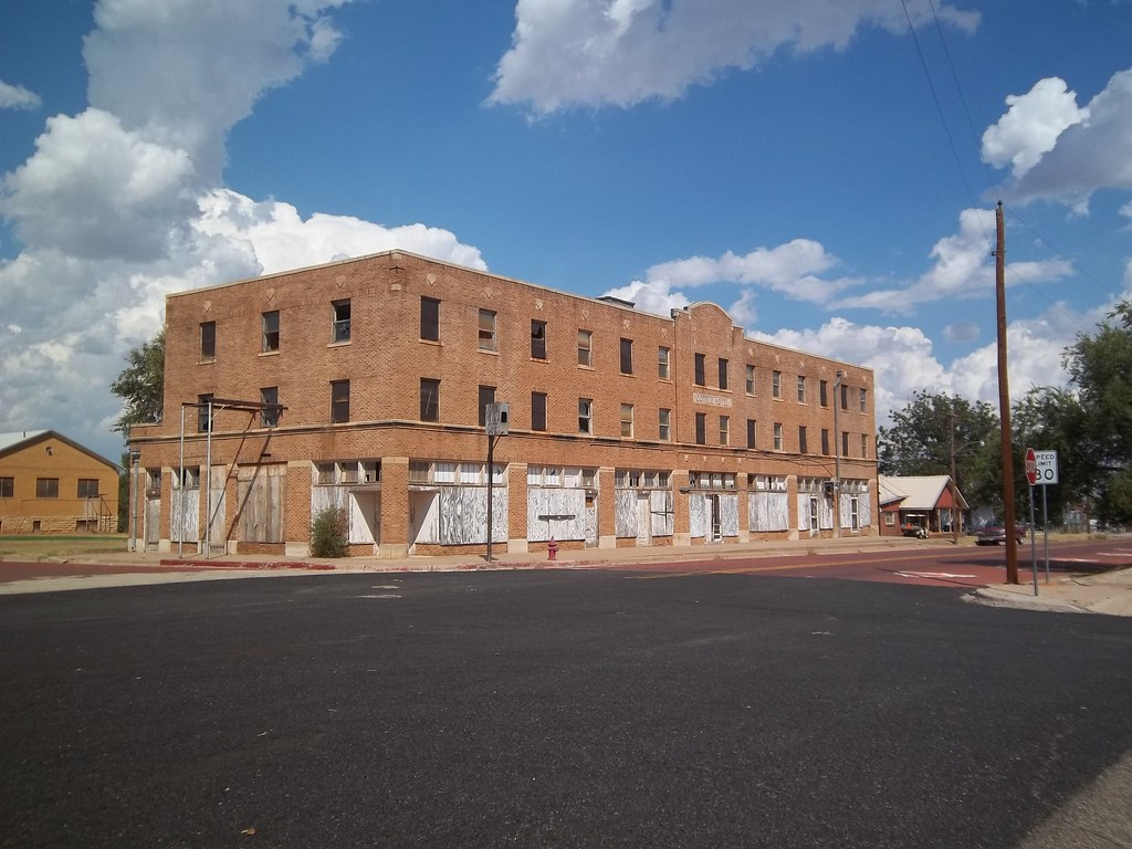 Cottle Hotel, Paducah, Texas
