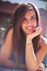 a beautiful smile (AntonioMancusi) Tags: portrait test sun girl smile nikon sigma sorriso sole ritratto ragazza 2470 d90 antoniomancusi