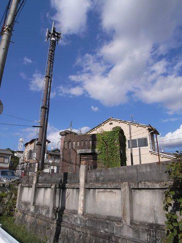 旧奈良市水道計量器室@奈良坂-01