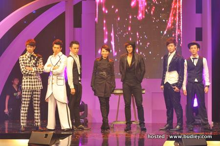Top 6 with host, Hoong JiaHui