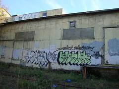 Jekoh Konkr Ikso (LurkinTheCuts) Tags: santa graffiti cruz ams jeko 831 ftl iksoe konker