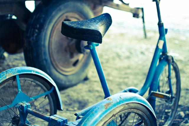 El triciclo fantasmagórico - 3