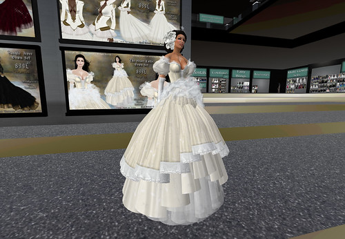**TWA**The Heart Calls Gown Set, 899 lindens by Cherokeeh Asteria