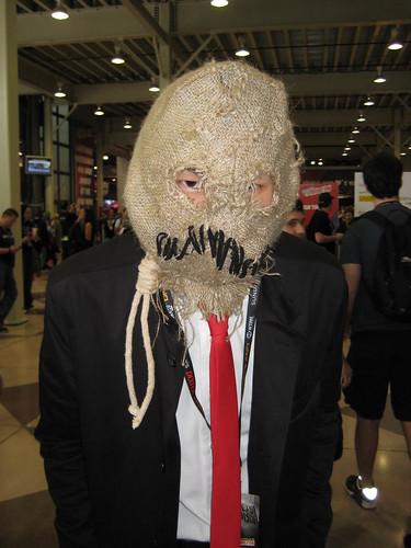 Scarecrow / (Dr. Jonathan Crane)