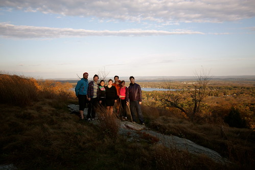 Appalachian Trail overlooking Culver Lake by DC4416