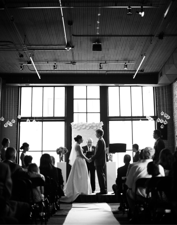 Omaha, Nebraska Wedding Planner ceremony_entire