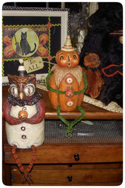 Halloween-sitters