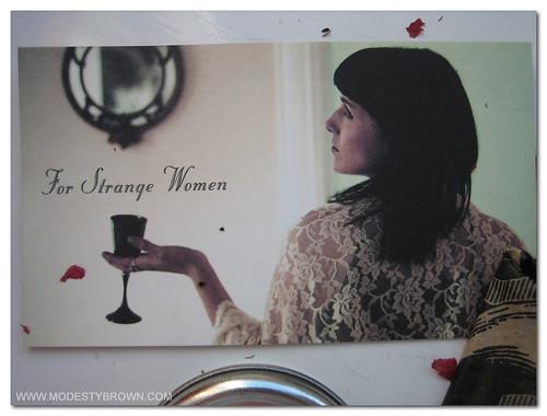 For Strange Women6