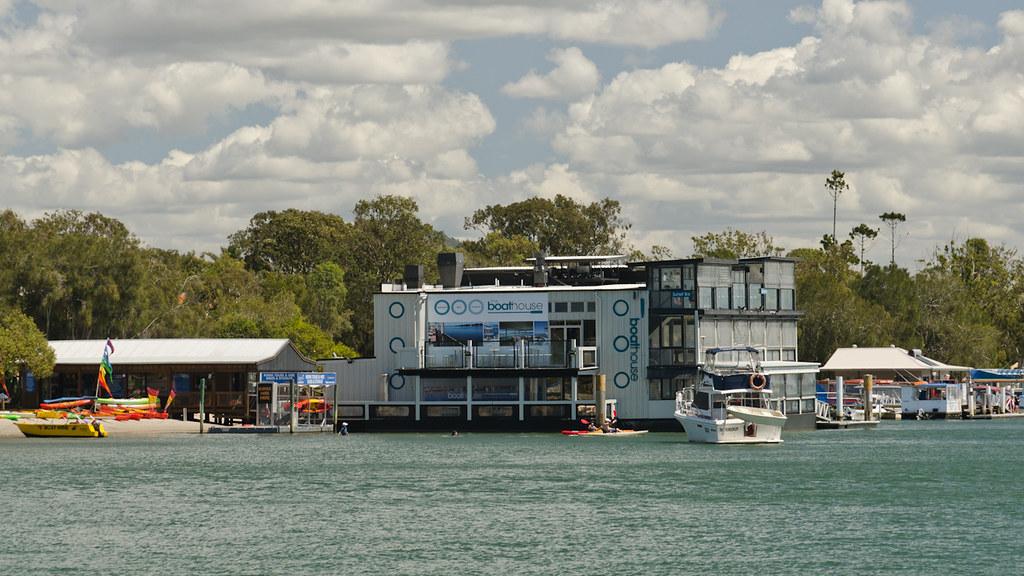 The Boathouse, Noosaville
