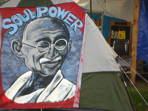 Occupy McPherson - Soul Power
