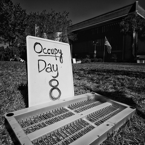 Occupy Orlando Day 8