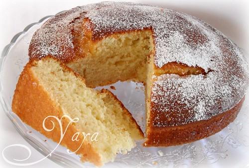 Torta Ricotta