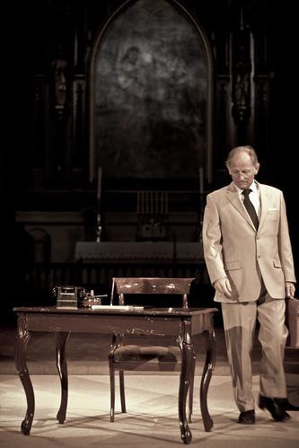 Erik Hivju as Dag Hammarsköld
