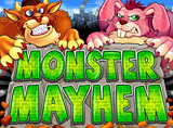 Online Monster Mayhem Slots Review