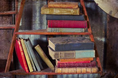304:365 Antique books
