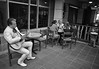Mariachi!!!!!!!! (JOSEAN GOMEZ) Tags: musician canonav1 blancoynegro 35mm blackwhite artist puertorico mariachi artista musico fotografiacallejera flickrbronze films35mm recolix
