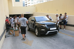 Evoque Classified Behind the scenes 58 (landrovermena) Tags: uae movieset behindthescenes evoque rangeroverevoque classifiedtheseries alifmostafa