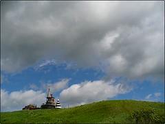Сторожевое охранение села Вотча.