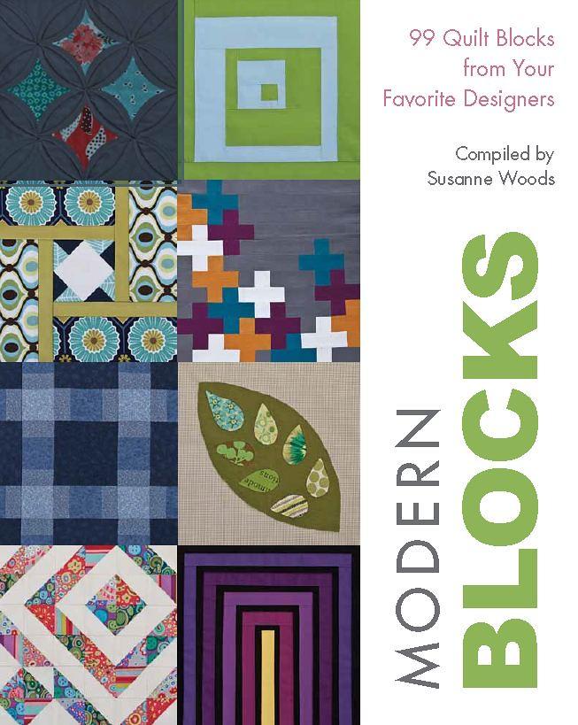 Modern Blocks book cover