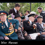 War Heroes from the ex-Soviet Union  [EXPLORED]