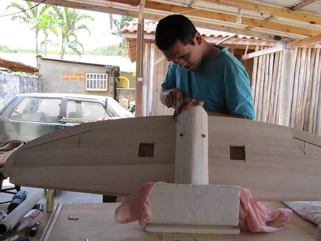 Montagem gratificante P-47 Thunderbolt Do Kit ao AR - Página 2 6287582930_55b116faa6_z