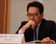 寶來投信業務管理中心副執行長陳正華