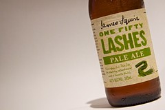James Squire's One Fifty Lashes Pale Ale