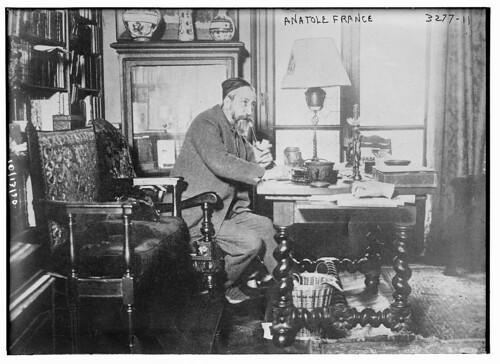 Anatole France (LOC) de la Biblioteca del Congreso