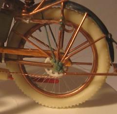 Dettaglio ruota