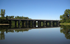 Parc de la Riviere-des-Mille-Îles, 11 September 11, de Laurentides bridge