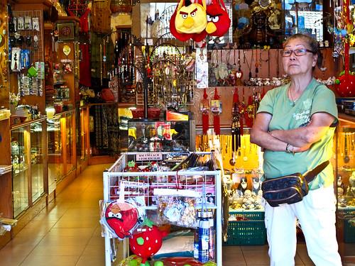 IMG_2522 Souvenir shop , Tanah Rata , Cameron Highlands