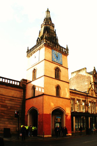Tron Steeple, Glasgow
