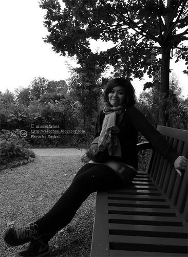 Bonjour Giverny~ 吉維尼 Jardins de Monet 莫內花園R1041435
