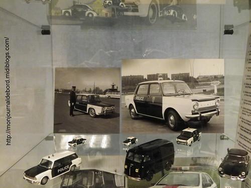 Miniatures de police 02
