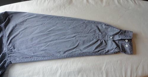 How to Iron a Long-Sleeved Dress Shirt - Mama's Laundry Talk