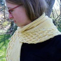 KM scarf