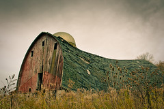 Abandoned (Piouscat/C.Quinn) Tags: abandoned rotting barn canon weeds pennsylvania decay hermitage 60d